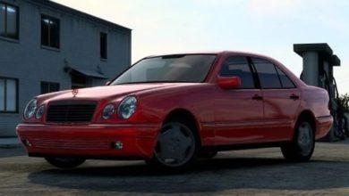 Photo of Mercedes-Benz W210 E-Class V2.0 ATS 1.40