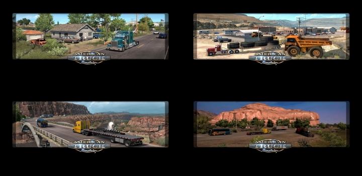 Photo of Loading Screen V1.3 ATS 1.40