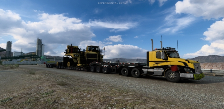 Photo of Special Transport Mp V1.0 ATS 1.40