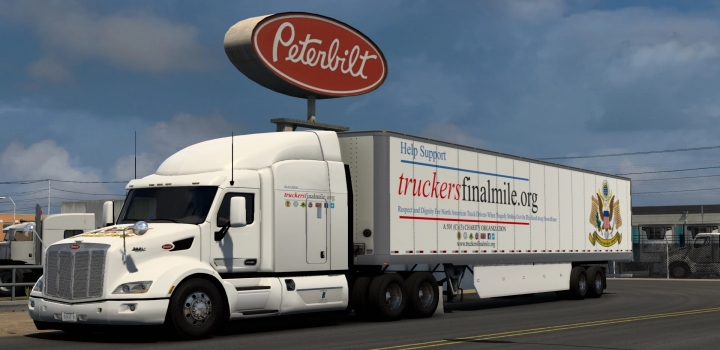 Photo of Truckers Final Mile Combo V1.0 ATS 1.40
