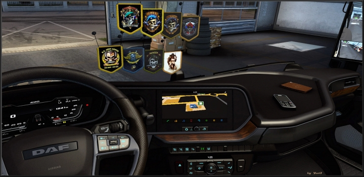Photo of Accessories Pack Special Forces V1.2 ETS2 1.40