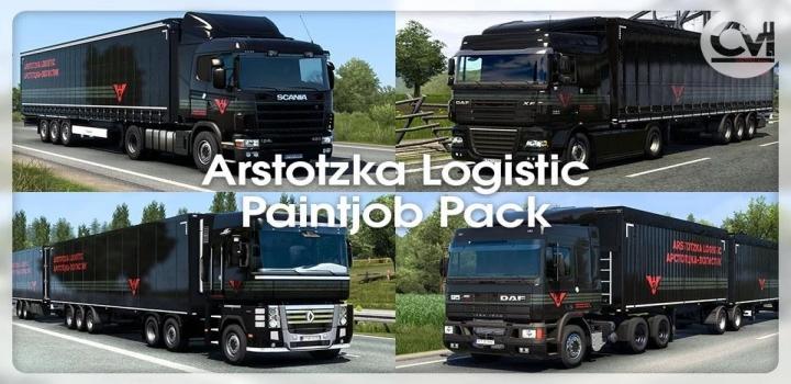 Photo of Arstotzka Logistic Skinpack V1.1.1 ETS2 1.40