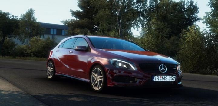 Photo of Mercedes-Benz A45 V1R60 V1.8 ETS2 1.40