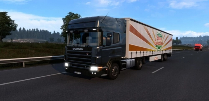 Photo of Pack Of Adapted Traffic Models ETS2 1.40