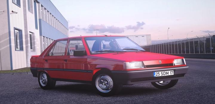 Photo of Renault 9 V1R60 ETS2 1.40