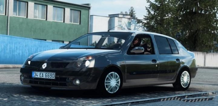 Photo of Renault Clio II V1R60 V1.6 ETS2 1.40