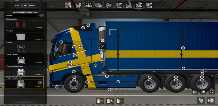 Photo of Volvo Fh16 2012 Mega Mod ETS2 1.40.4.8S