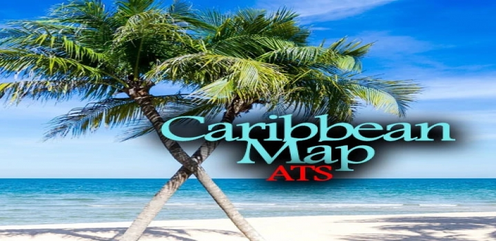 Photo of Caribbean Map V1.1.1 ATS 1.41
