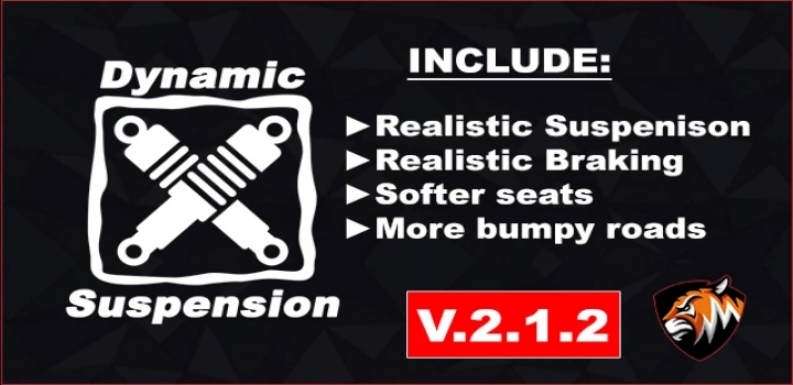 Photo of Dynamic Suspension ATS 1.41
