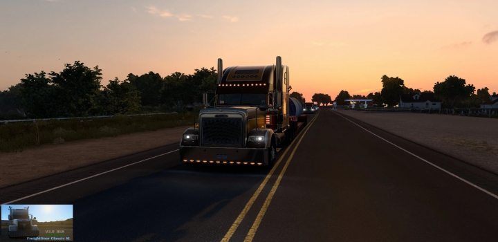 Photo of Freightliner Classic Xl V3.0 ATS 1.40