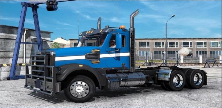 Photo of Freightliner Coronado 132Sd/122Sd ATS 1.41