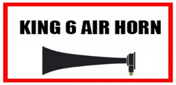 Photo of King 6 Air Horn V1.0 ATS 1.41