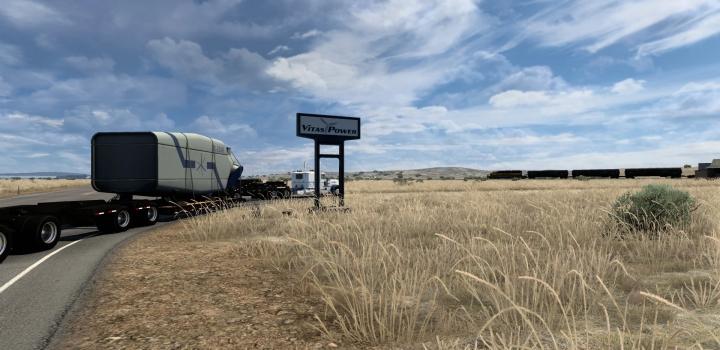 Photo of Montana Expansion V1.0 ATS 1.41