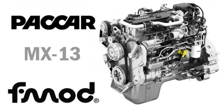 Photo of Paccar Mx-13 V1.1 ATS 1.41