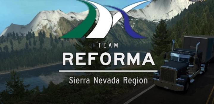 Photo of Sierra Nevada Map V2.2.36 ATS 1.41