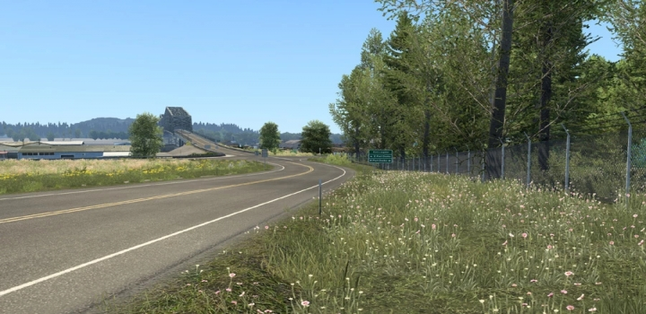 Photo of Spring Graphics/Weather V2.5 ATS 1.41.x