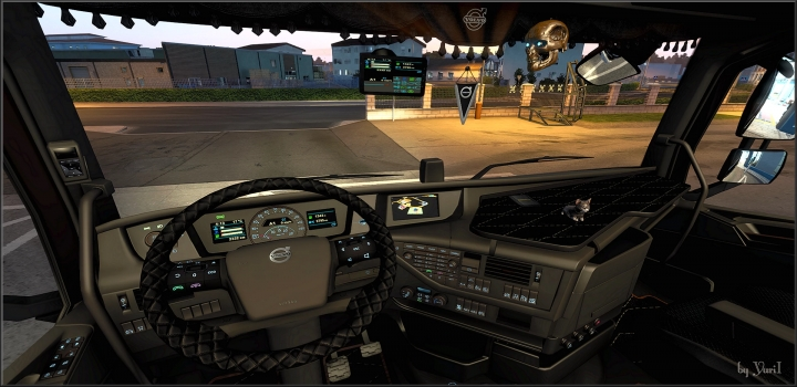Photo of Brown Interior For Volvo Fh16 2012 V0.8 ETS2 1.40