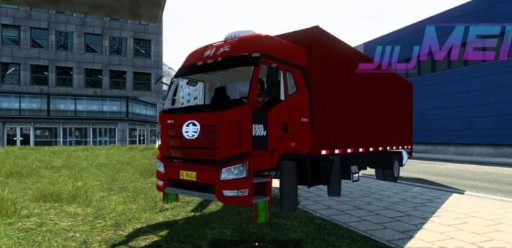 Photo of China Faw J6P Premium Edition ETS2 1.41