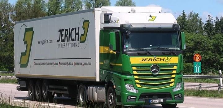 Photo of Combo Skin Jerich Transport V1.0 ETS2 1.41