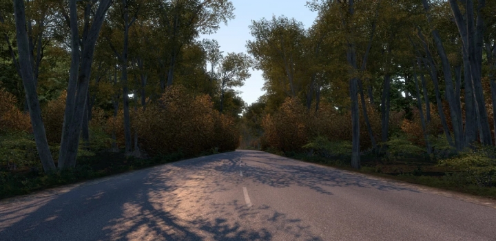 Photo of Early Autumn V7.0 ETS2 1.41