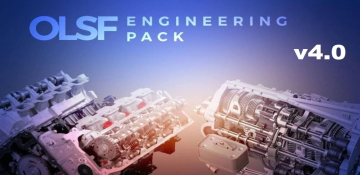 Photo of Engineering Combi Pack V4.0 ETS2 1.41