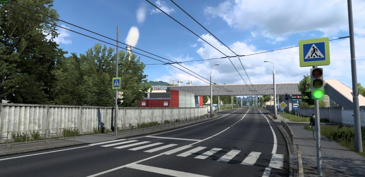 Photo of Hot Fix For Southern Region Map ETS2 1.41