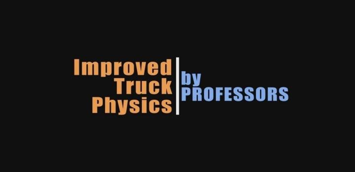 Photo of Improved Truck Physics V5.0 ETS2 1.41