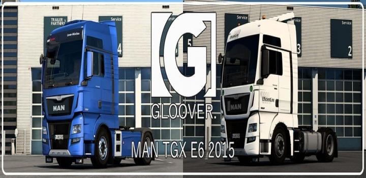 Photo of Man Tgx E6 2015 V1.2 ETS2 1.41