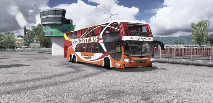 Photo of Niccolo Isidro New Concept 2250 ETS2 1.41