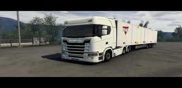 Photo of Scania Next Generation V8 Stock Sound V1.8 ETS2 1.41
