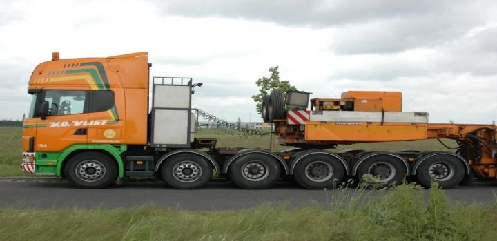 Photo of Scania R 12X4 V1.0 ETS2 1.41