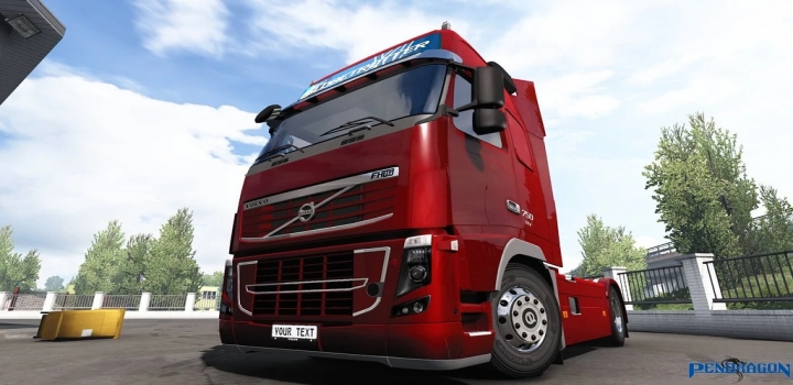Photo of Volvo Fh 2009 Classic V22.40 ETS2 1.41