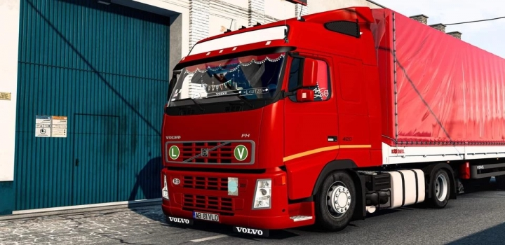 Photo of Volvo Fh12 Ro Style ETS2 1.41