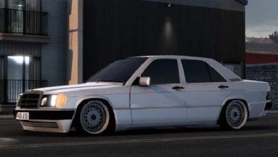 Photo of Mercedes-Benz W201 190E V3.1 ATS 1.41