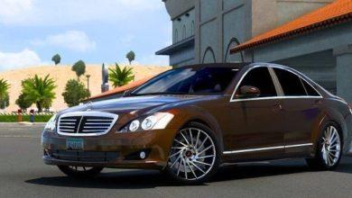 Photo of Mercedes-Benz W221 S350 2009 V6.1 ATS 1.41
