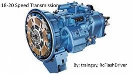 Photo of 18-20 Speed Transmission V8.0 ATS (1.41)