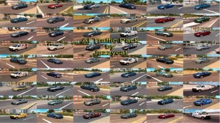 Photo of Ai Traffic Pack V11.7.1 ATS (1.42.x)