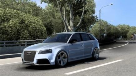 Photo of Audi Rs3 Sportback 2011 8P V1.4 ATS (1.42.x)