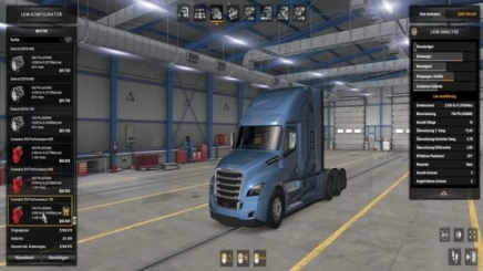 Photo of Engine With 750 Hp And 3500 Nm Torque – For All Trucks V1.1 ATS (1.42.x)