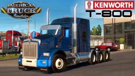 Photo of Kenworth T800 Truck ATS (1.42.x)