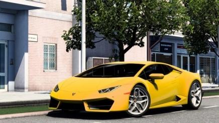 Photo of Lamborghini Huracan Lp580 V1.0 ATS (1.42.x)