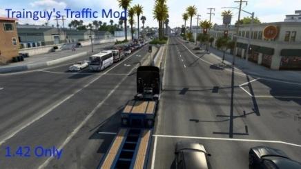 Photo of Trainguys Traffic ATS (1.42.x)
