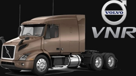 Photo of Volvo Vnr Truck V1.27 ATS (1.42.x)