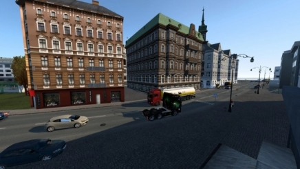 Photo of Betroc: Better Road Connections V0.1.1 ETS2 (1.42.x)