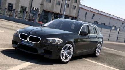 Photo of Bmw M5 Touring ETS2 (1.42.x)