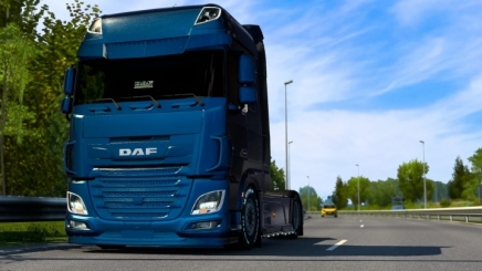 Photo of Daf Euro 6 Low Chassis ETS2 (1.42.x)