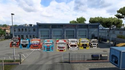 Photo of Formula 10 Trucks ETS2 (1.42.x)