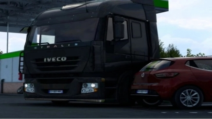 Photo of Iveco Stralis Low Chassis V1.2 ETS2 (1.42.x)