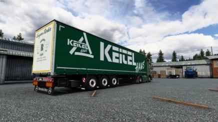 Photo of Kogel Trailers V1.0 23.10.21 ETS2 (1.42.x)