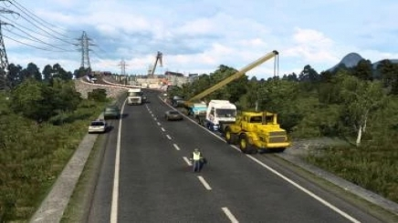 Photo of Map Harsh Russian Siberia R20 ETS2 (1.42.x)